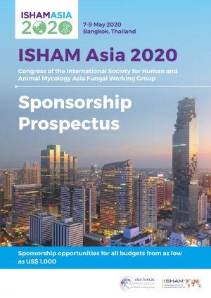 ISHAM Asia Congress Sponsorship Prospectus Cover